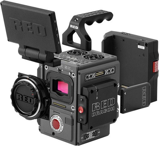 Video Cameras and Equipment