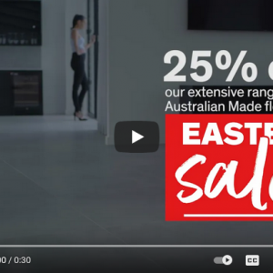 Amber Tiles Easter Sale TVC